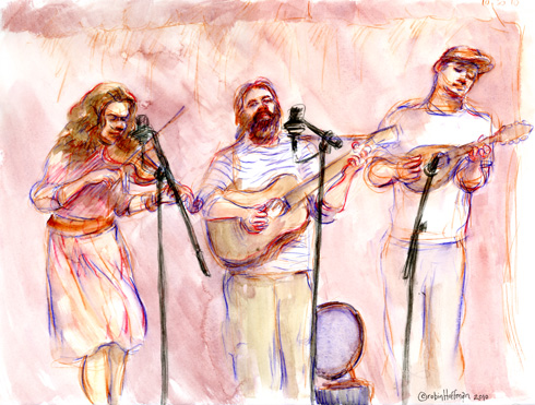 The Little Brothers, 10.30.10, <b>purchase Modalert online no prescription</b>.  <b>Modalert discount</b>, Drawing by and &copy; Robin Hoffman, 2010